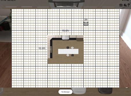 Update 1.21 Floor Plan Mode added to ARKitchen