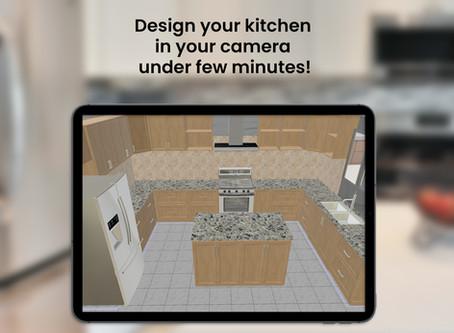 Kitchen Interior Design Made Easy With ARKitchen