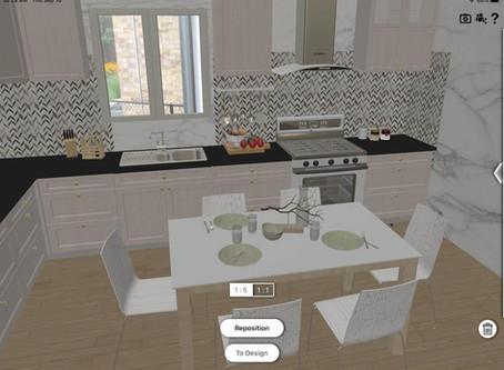 Update 1.24 Kitchen Dining Set added
