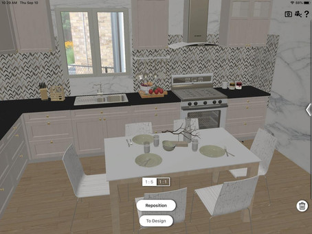Update 1.24 Kitchen Dining Set added