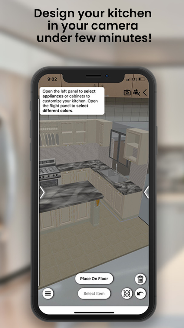 Quickly Build Your Kitchen
