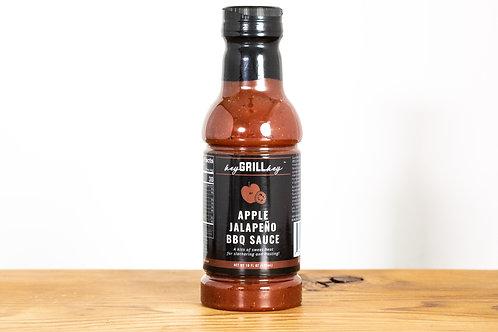 Hey Grill Hey Apple Jalapeño BBQ Sauce