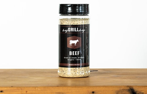 Hey Grill Hey Beef Seasoning