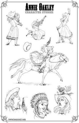 8 - Character Studies