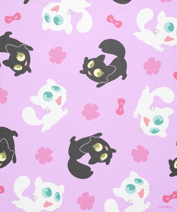 Créu & Petita Cuddle Blanket (pink)