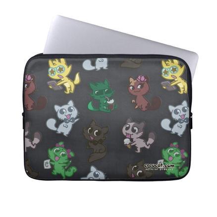 Créu Cats Laptop Bag