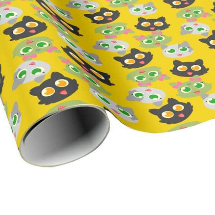 Petita & Friends Gift Wrapping Paper