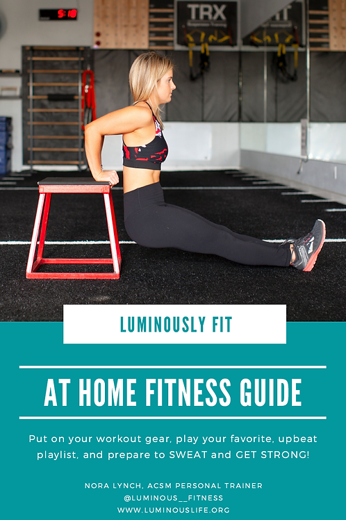 Luminously Fit - No Equipment Fitness Guide