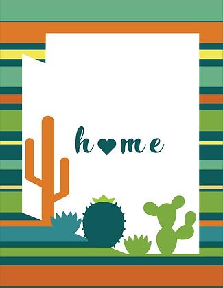 Arizona Home Sarape - Cool