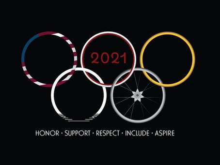 A little Olympic Spirit can go far...