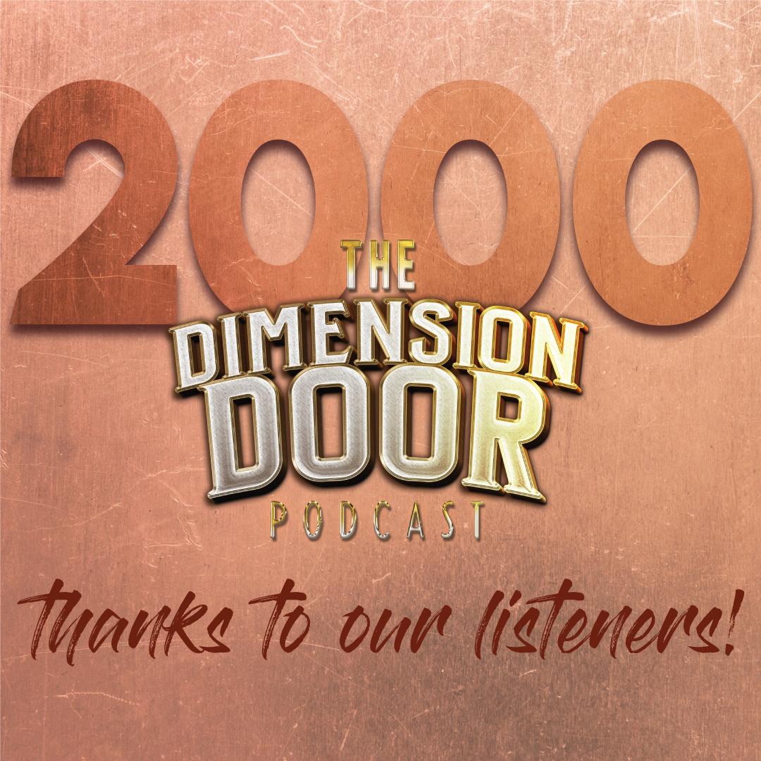 Dimension Door Podcast, Social Media Pos