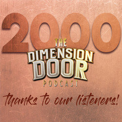 Dimension Door Podcast, Social Media Pos