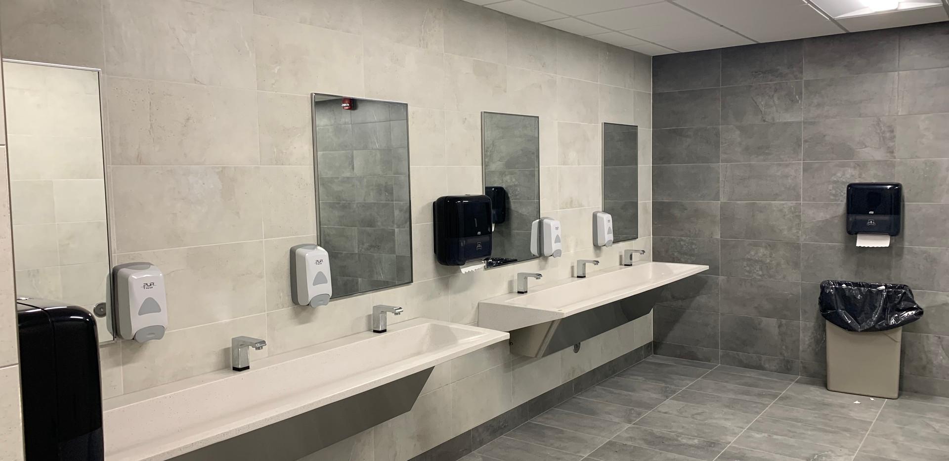 Main Washrooms