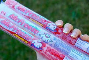 Canada Day Freezie Eating Contest