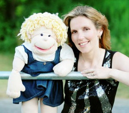 Yvette & Her Puppet Friends