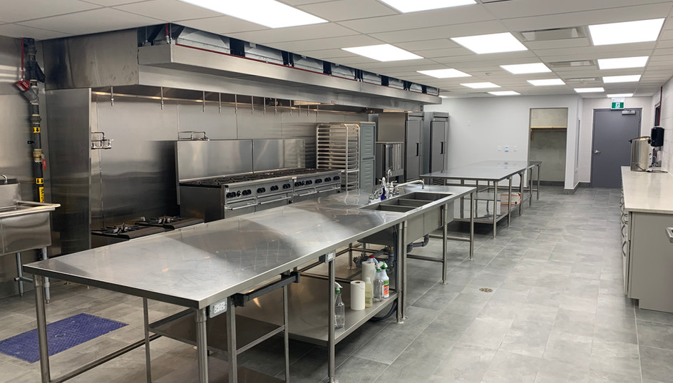 Commercial Kitchen