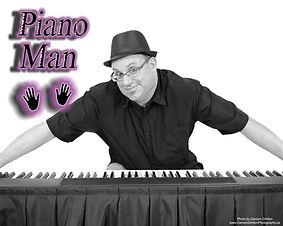 Mike Stoneman, Piano Man
