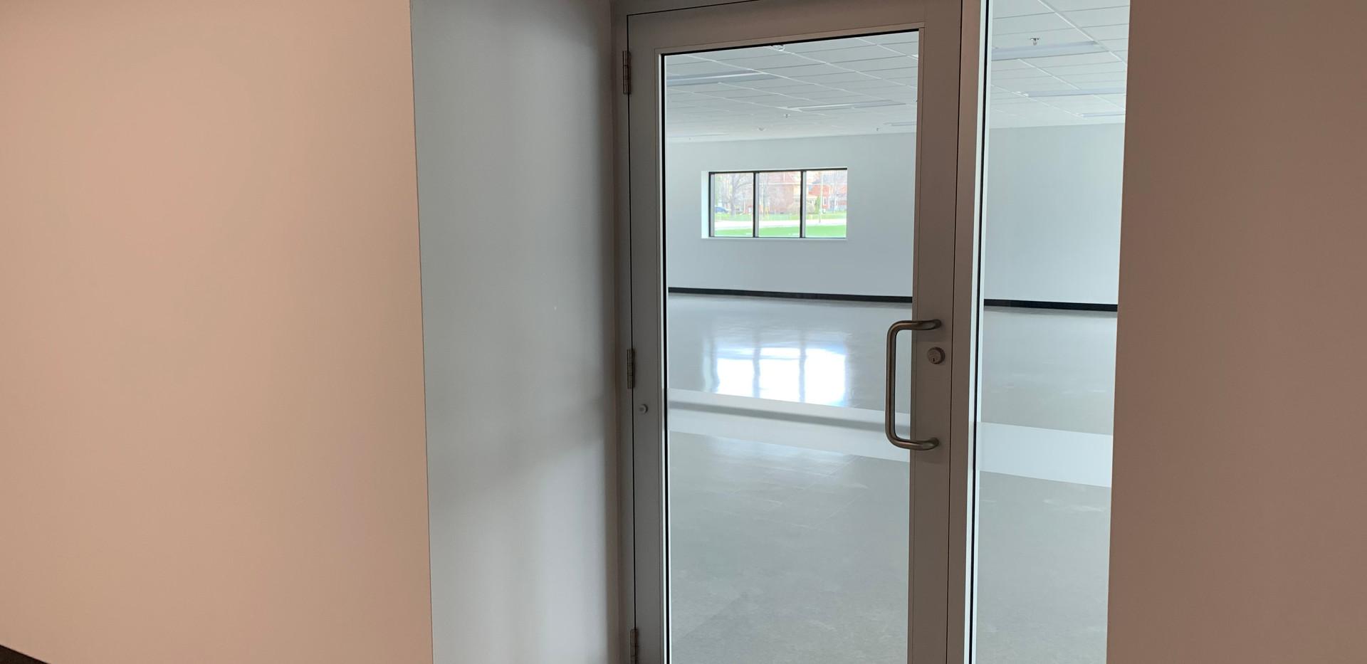 2nd Floor Hall