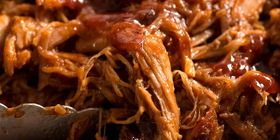 Riverside Eatery- Pulled Pork Pile Up Drive-Thru
