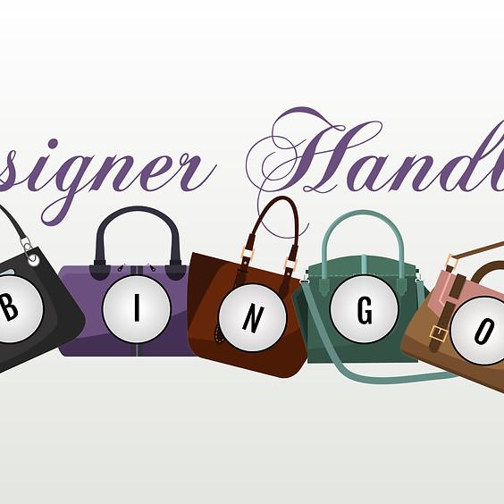 Designer Bag Bingo- August 28th, 2021
