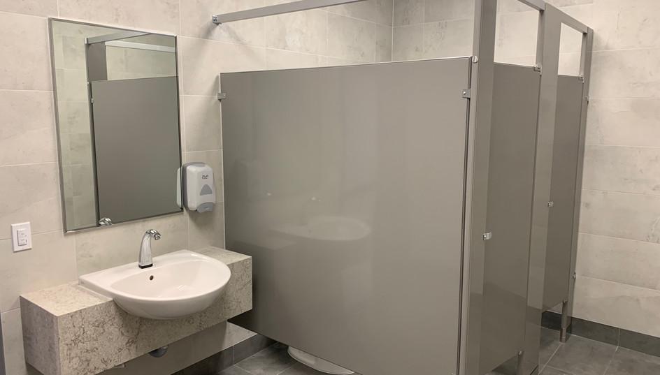 2nd Floor Bathrooms