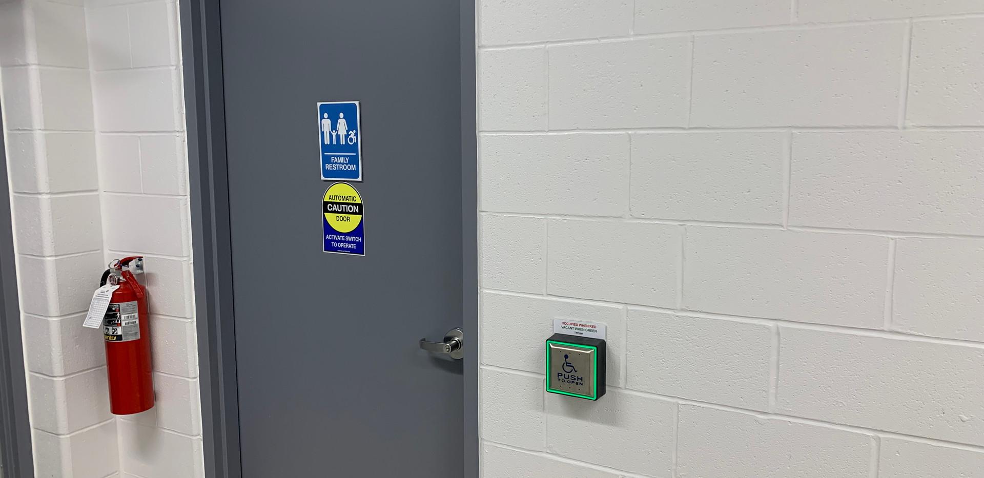Family Washroom