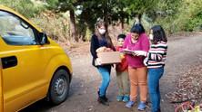 JUNAEB INTRODUJO CAMBIOS EN LA SEGUNDA ENTREGA DE CANASTAS A ESTUDIANTES