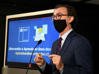 MINEDUC LANZA PORTAL APRENDO EN LÍNEA DOCENTE CON MÁS DE 20 MIL RECURSOS DISPONIBLES PARA FACILITAR
