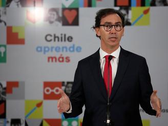 MINISTRO DE EDUCACIÓN CONFIRMA QUE AÑO ESCOLAR 2021 COMENZARÁ EL 1 DE MARZO