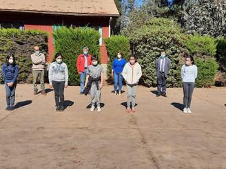 SEREMI Y JEFA PROVINCIAL DE EDUCACIÓN VISITARON LA COMUNA DE VICHUQUÉN