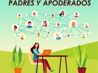 DEPARTAMENTO DE EDUCACIÓN INVITA A PADRES Y APODERADOS A CICLO DE TALLERES