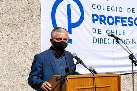 COLEGIO DE PROFESORES Y OTROS GREMIOS  PIDEN SUSPENDER LAS CLASES PRESENCIALES
