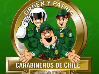 FELIZ ANIVERSARIO A CARABINEROS DE CHILE