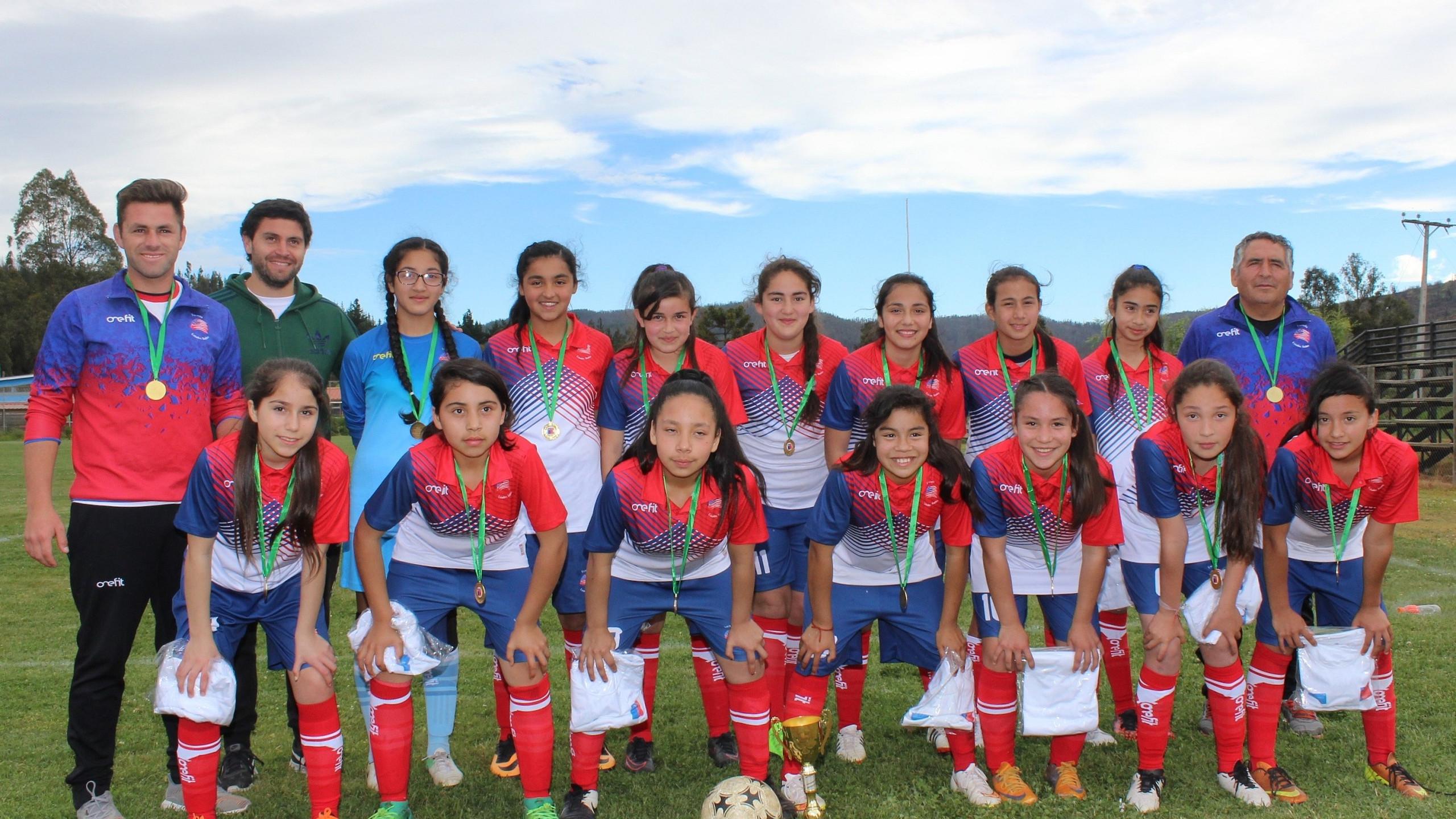 1 Campeonas, Curicó