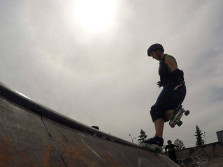 Edmonton Summer Skate Crew: Rocket