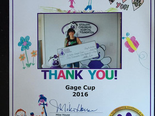 Thank You From the Stollery