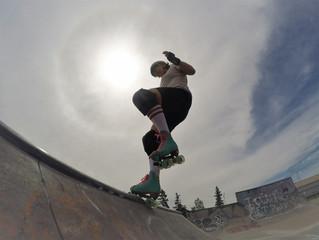 Edmonton Summer Skate Crew: Tron