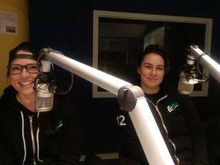 Radio Interview & Pink Shirt Day!