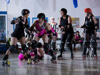 February Skater of the Month: Mary F'N Sunshine
