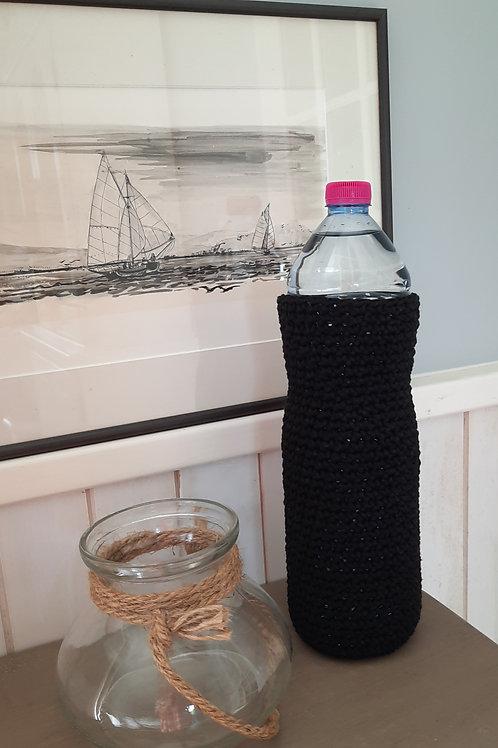 """""""Habit"""" de bouteille coton noir"""