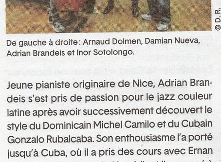 Review in Journal La Terrasse