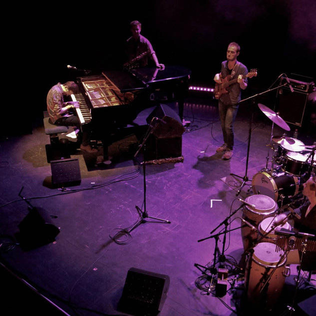 Jazz à Porquerolles, FR