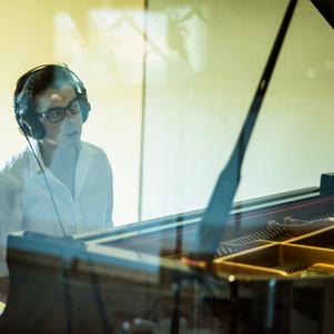 Euforia recording session