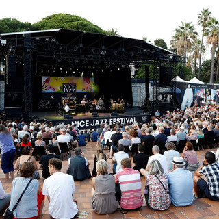 Nice Jazz Festival, FR - Quintet