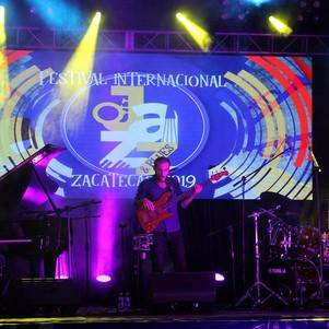 Zacatecas Jazz Festival, MEX - Trio