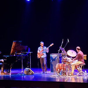 Teatro de la ciudad, GTO, MEX - Trio