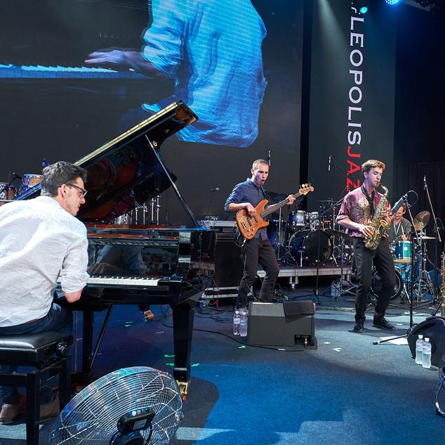 Leopolis Jazz Festival, UA - Quintet