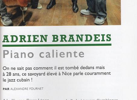Review in Jazz News Magazine