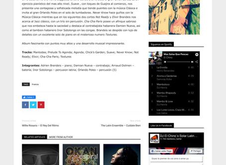 Review in Solar Latin Jazz Club