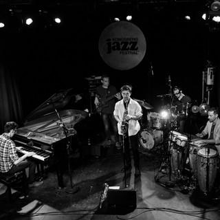 Kongsberg Jazz Festival, NO - Quintet